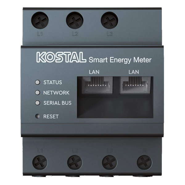 Kostal SMART ENERGY METER 3-Phasen Energiemessung, 63 A