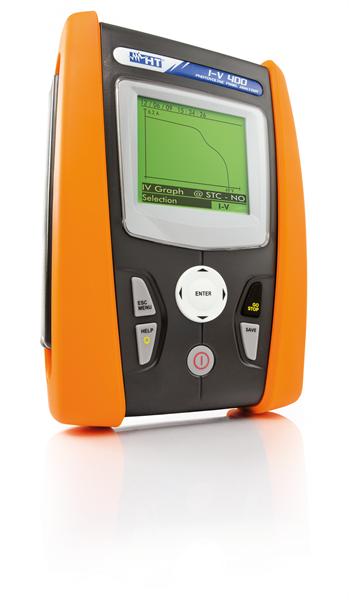 HT Instruments I-V400 w Peakleistungs & I-U Kennlinienanalysator