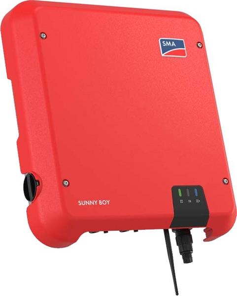 SMA Sunny Boy SB 3.6 trafoloser Solar Wechselrichter SB3.6-1AV-41