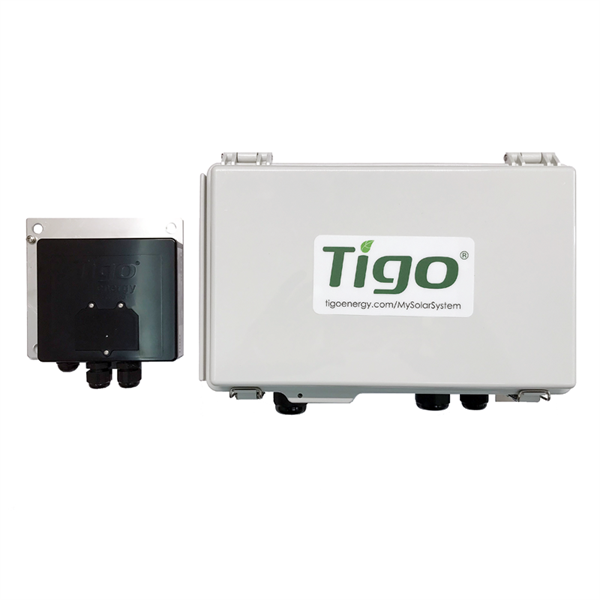 Tigo Energy Cloud Connect Advanced Set Outdoor