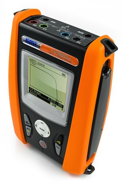 HT Instruments I-V500 w Peakleistungs & I-U Kennlinienanalysator