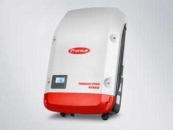 Fronius Symo Hybrid 4.0-3-S Solar-Speicherwechselrichter