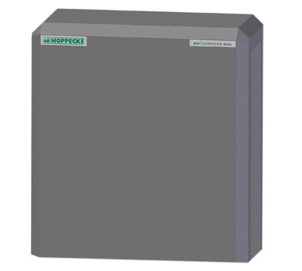 Hoppecke sun powerpack classic 8.0/48 8 kWh Solarbatterie Set